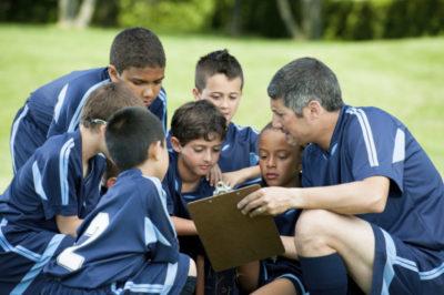 allenare la tattica nella scuola calcio